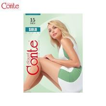 Колготки женские Conte SOLO 15 (3 пары в упаковке) размер 2
