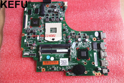 748839-501 Laptop Motherboard Fit for HP 15-D 250 G2 748839-001 HM76 Notebook Mainboard P/N 010194G00-491-G wholesale 747138 501 747138 001 for hp 250 g2 15 d series laptop motherboard 747138 001 n3510 mainboard systemboard