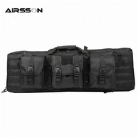 85cm 100cm 120cm Airsoft Gun Backpack Tactical Rifle Carry Hunting Bag With Shoulder Strap Gun Protection