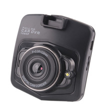 Portable GT300 Mini Car DVR Camera Black 1080P Full HD Display Digital CAMCORDER TF Card Mic Drive Recorder