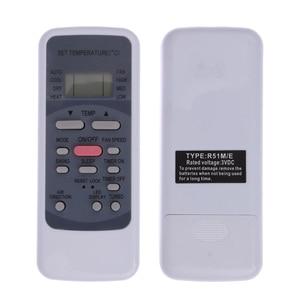 Image 3 - جهاز تحكم عن بعد لـ R51/BGE مكيف هواء سبليت محمول من ميديا للتحكم عن بعد لـ R51M/E R51/E R51/CE R51M/CE rq10/E R51M/BGE