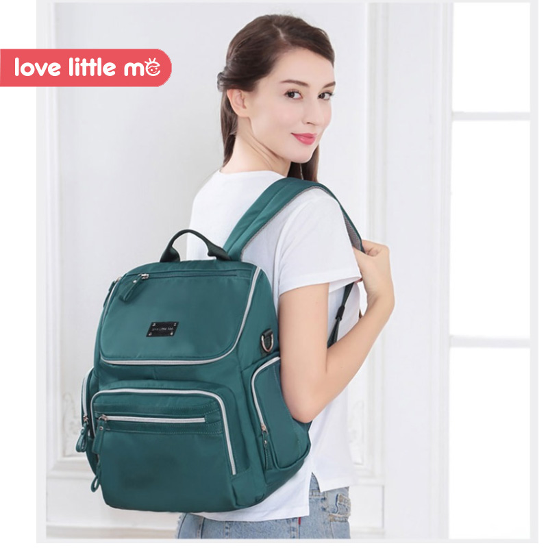 love little me brand multifunction mommy diaper bag high capacity maternity backpack nappy bag for baby care bag # L-MB01