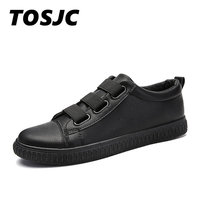 TOSJC 2018 Fashion Spring New Solid Color Casual Men S Board Shoes Students Comfortable Wild Casual