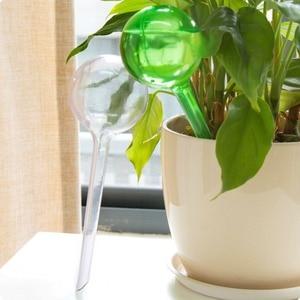 Image 5 - Vật có Tự Tưới Cây Bóng Đèn Hình Waterer PVC Tưới Cây Tự Động Thiết Bị Vườn Nồi Dụng Cụ Bào Lon Lười Tưới Cây Dripper 1 PC