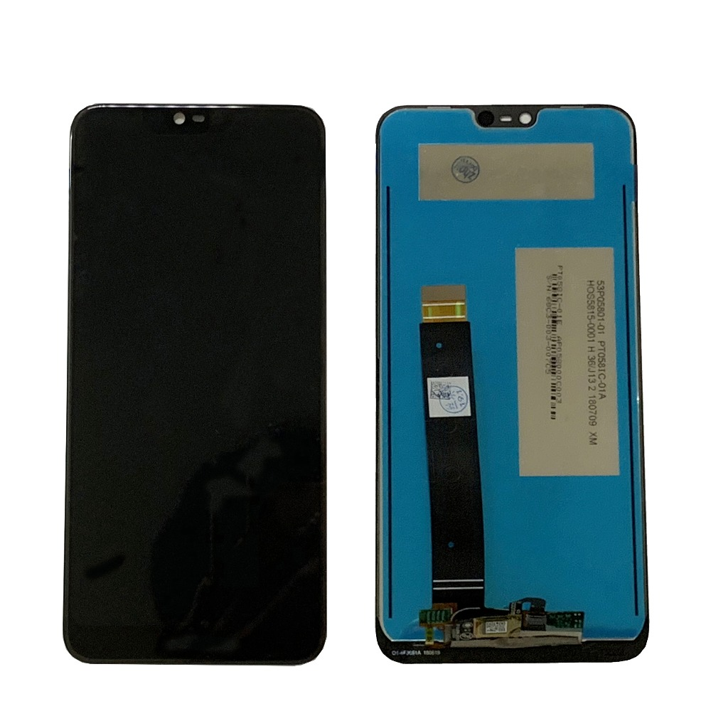100% Original For Nokia 7.1 LCD Display Touch Panel Screen For Nokia 7.1 5.84 LCD Digitizer Replacement Spare Repair Parts