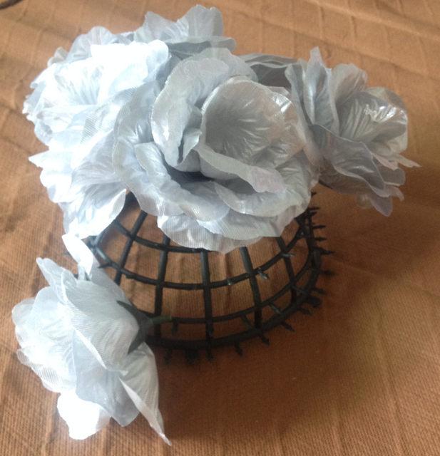 Online Shop Factory Sale! Mixed Size Flower Ball Frame DIY Wedding ...