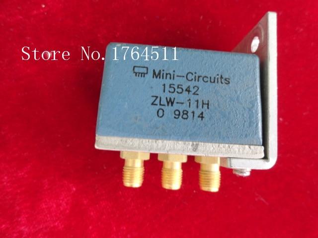 [BELLA] MINI ZLW-11H RF/LO:10-3000MHz RF Coaxial Double Balanced Mixer