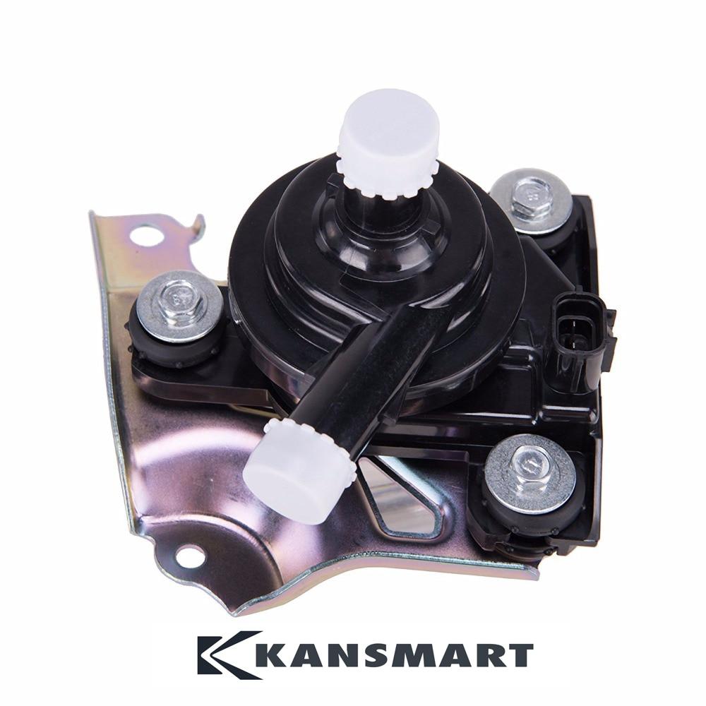 цена For Toyota Prius Black HV Electric Pumps Inverter Belt Drive Water Pump 04000-32528/G9020-47031 Cooling System With Bracket онлайн в 2017 году