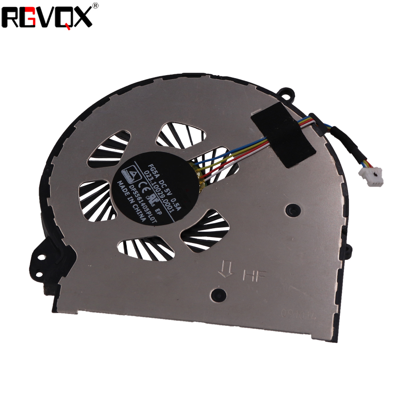 US $9 44 |New Laptop Cooling Fan For HP OMEN 15 5010NR 5000 Q001TX 5114TX  5113TX Left Right Original CPU Cooler Radiator-in Fans & Cooling from