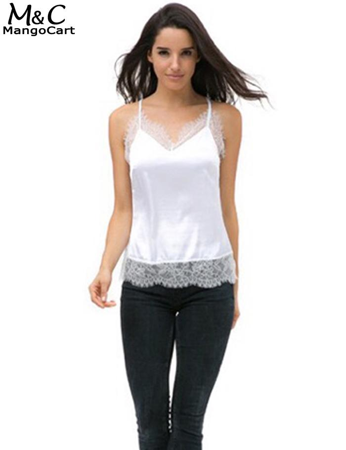 Clothing women cami lace for tops for women long