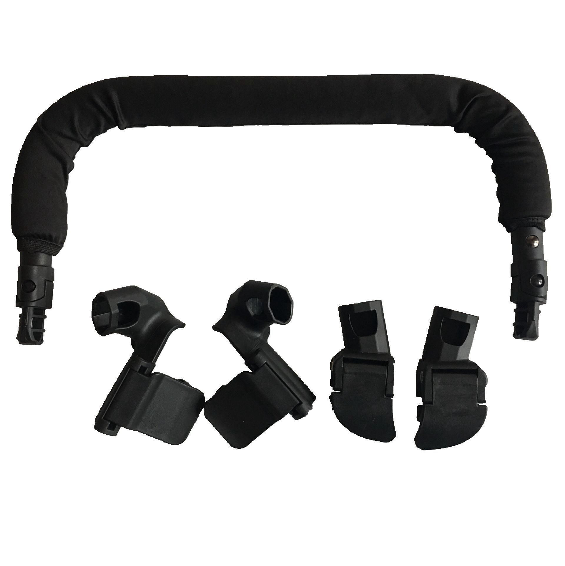 2018 Baby Stroller Armrest Bumper Bar Armrest Accessories Yoya YOYO Babythrone YOYO+ Install Bumper Joint Adapte