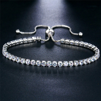 Women's Romantic Elegant Gold and Silver Bracelet Bracelets Jewelry Women Jewelry Metal Color: BJCS71025