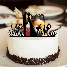 Free Shipping 16 Styles MR MRS Wedding Cake Topper / Wedding Cake Stand / Wedding Decoration / Custom Wedding Party Cake Topper