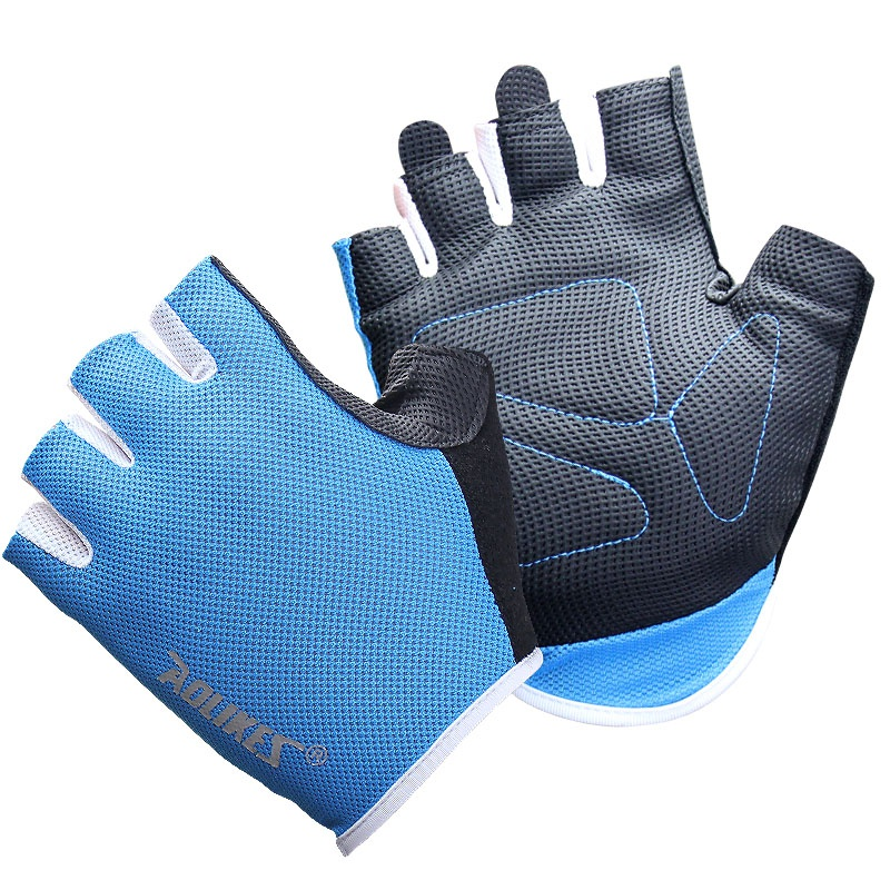 Sport Gloves For Gym: Exercise Training Gym Glove Women/Men Weight Lifting