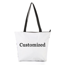 CROWDALE DIY customizer Women Bags 3D- Printing Shoulder Bag