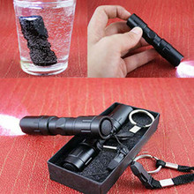LED flashlight daily life daily commodity mini LED lamp small flashlight strong light mountaineering camping emergency