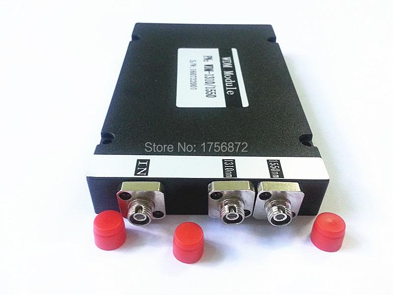 Μονάδα ABS FBT1x2WDM 1310 / 1550nm FC MUX / - Εξοπλισμός επικοινωνίας - Φωτογραφία 5