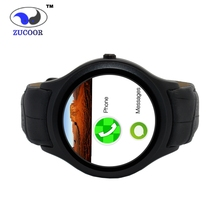 ZW57 Smart Watch Heart Rate Monitor Phone With SIM Memory Card Slot Bluetooth Speaker Mp3 Player