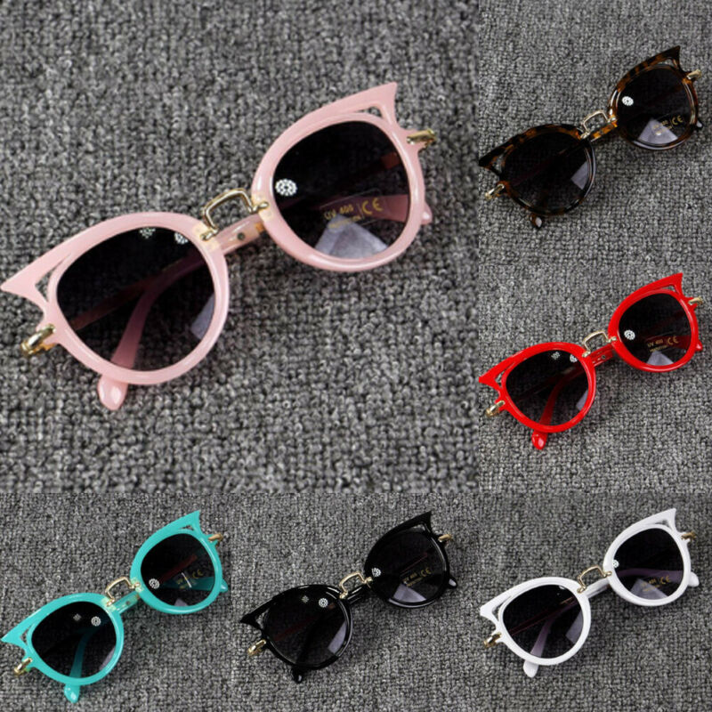UV 400 Flexible Fashion Kids Children Polarized Sunglasses Safety Protection Beach Holiday Travel Sunglasses