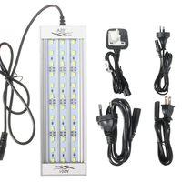 60mm Tube light Aquarium Fish Plants Tank LED Underwater Light 5730 Pure White AC100 240V US/EU/UK/AU Plug