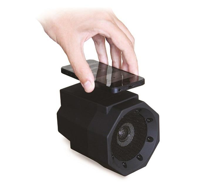 Mini Portable Wireless Inductive Speaker System Utomhus Trådlös - Bärbar ljud och video