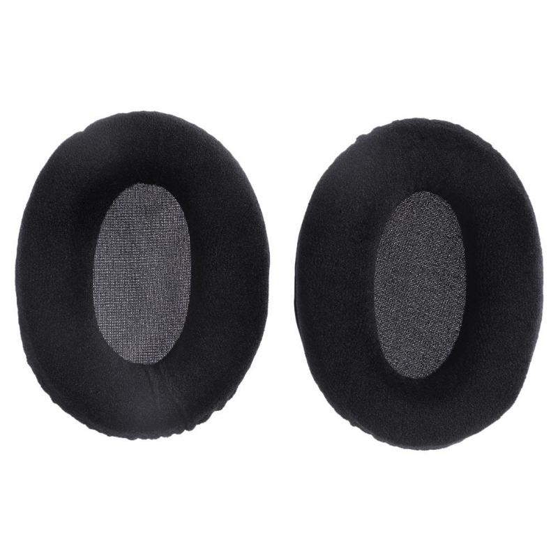 1 Pair Replacement Earpads Ear Pads Case Cusion Covers for Kingston Hyper X Cloud II KHX-HSCP-GM Game Headsets Headphones headsets cables covers accessories for ssch nls device