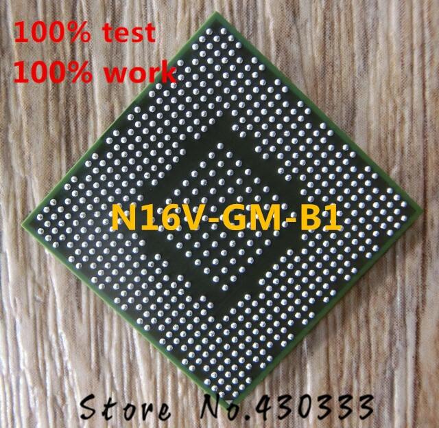 100% test very good product N16V-GM-B1 N16V GM B1 bga  with balls
