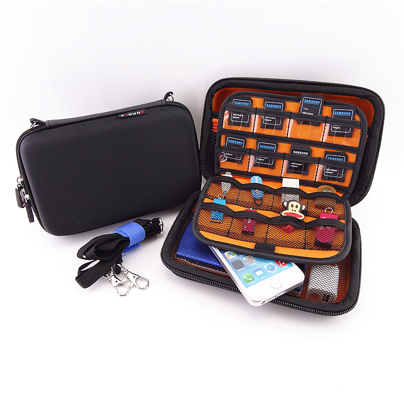 Portable Hard Drive Locked Portable Power Bank Circuit Diagram Portable Garage Wood Frame Usb C Portable Charger Ravpower 20100mah Pd 3 0 45w Power Delivery Power Bank: Portable Hand Carry Case Travel Storage Bag For Hard Drive