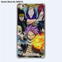 Fairy Tail Case Cover for Xiaomi mi