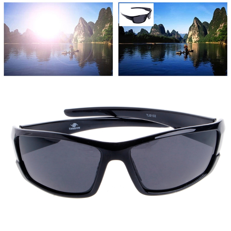 цена на Sunglasses Men Polarized Sport Fishing Sun Glasses For Men Gafas De Sol Hombre Driving Cycling Glasses Fishing Eyewear