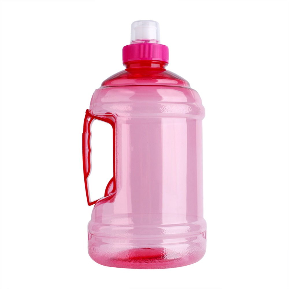 Large Capacity 1L 2L Big Sport Gym Training Party Drink Water Bottle Running Workout Water Bottle