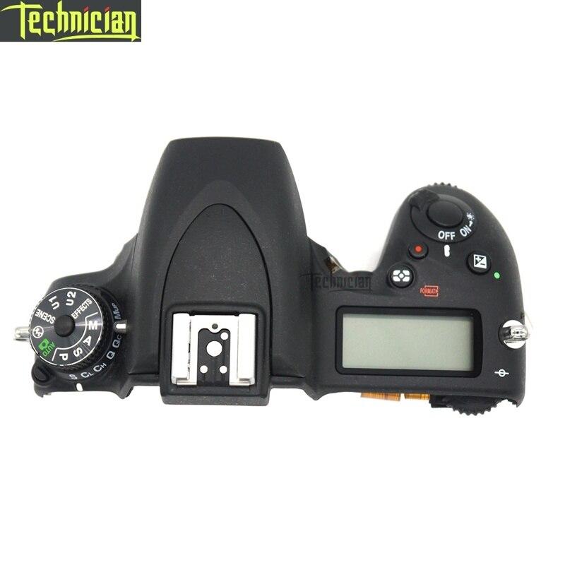 D750 Top Cover With Top LCD Screen Camera Repair Parts For NikonD750 Top Cover With Top LCD Screen Camera Repair Parts For Nikon