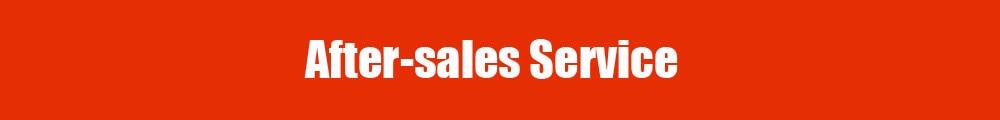 After-sales Service(GDN)