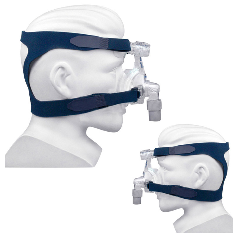 US $8 79 12% OFF|Universal Headgear Comfort Gel Full Mask Replacement Part  CPAP Head band for Respironics Resmed Resmart without mask-in Toiletry Kits