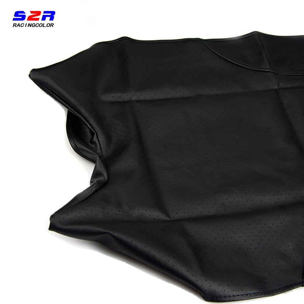 Yamaha YBR 125 seat cover 2005-2009 black 06 07 08