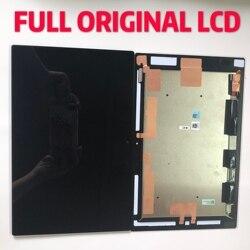 Полный оригинальный экран для sony Xperia Tablet Z2 lcd SGP511 SGP512 SGP521 SGP541 сенсорный экран дигитайзер стекло ЖК-дисплей в сборе