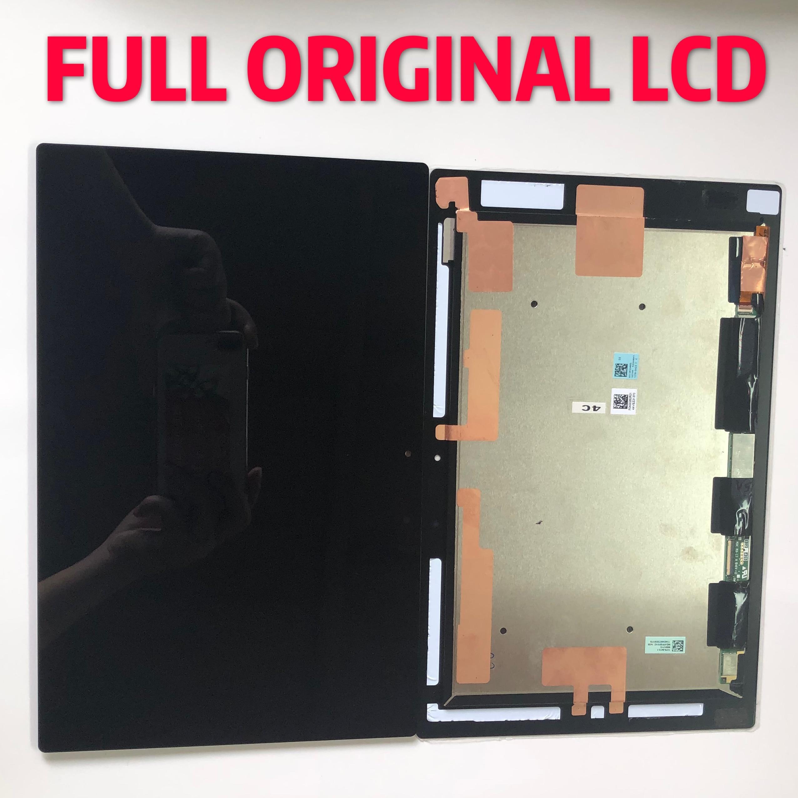 Plein écran Original pour Sony Xperia tablette Z2 LCD SGP511 SGP512 SGP521 SGP541 écran tactile numériseur verre Lcd affichage assemblée