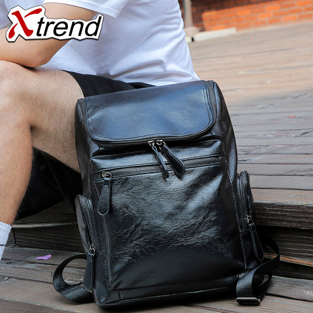 Xtrend Brand Men Backpack Light Comfort Fashion Urban Backpack for 15 inch  Laptop Breathable Rucksack Mochila School bag 7ee8618a9bf88