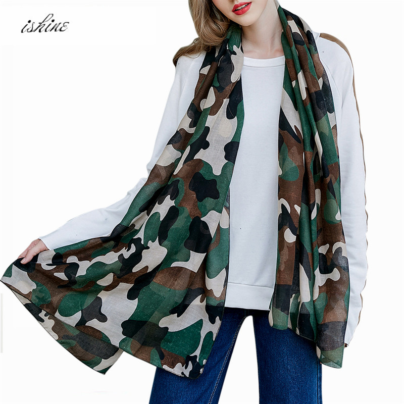 Army Green   Scarf     Wraps   Women Autumn Winter Ladies   Scarf   Shawl Fashion Girls   Scarves   Bandana Best Gift For Wife Girlfriends Femme