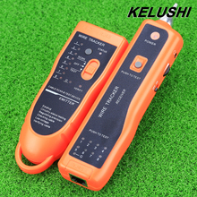 KELUSHI XQ-350 RJ45 RJ11 Сети Ethernet Кабельный Тестер Провода Tracker Кабеля Локаторы