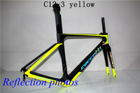 2019 NEW carbon Road Bicycle Frameset Carbon Frame road bike PF30 or bsa or BB30 Free shipping