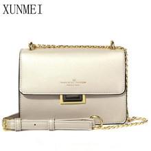 Mini Leather Women Bag Sale Small Women's Shoulder Bags with Chain Spring Fashionable Women's Handbags Messenger Bags for Girls