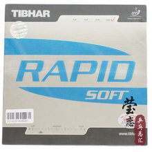 Original Tibhar RAPID SOFT pimples in table tennis rubber table tennis rackets racquet sports(China)