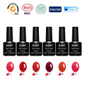 Bluesky Factory Price Gel Nail Polish Romanee Rosy Color 10ml Gel Lacquer