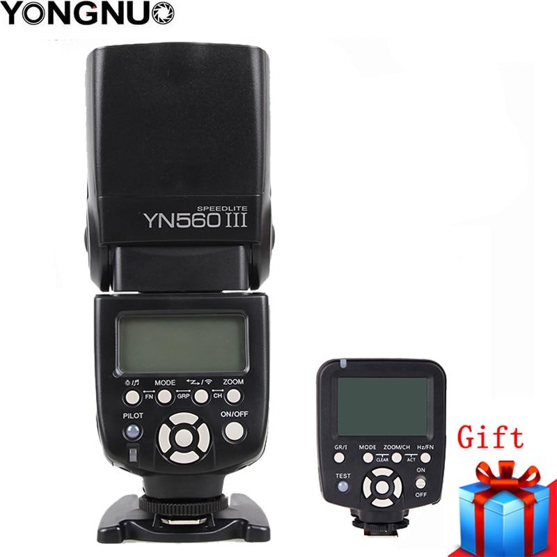 Yongnuo YN 560III YN560III Flash Speedlite Manual YN 560TX YN 560 TX N Wireless Controller For