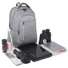 Men Travel Outdoor Backpack Male 17 Inch 15.6 Laptop Bag USB Charging Bagpack Mochila Rucksack Mens Anti Theft Backpacking