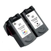 CK PG40 PG41 CL41XL Ink Cartridge For Canon Pg40 41 IP1180 IP1200 IP1300 IP1600 IP1700 IP1880