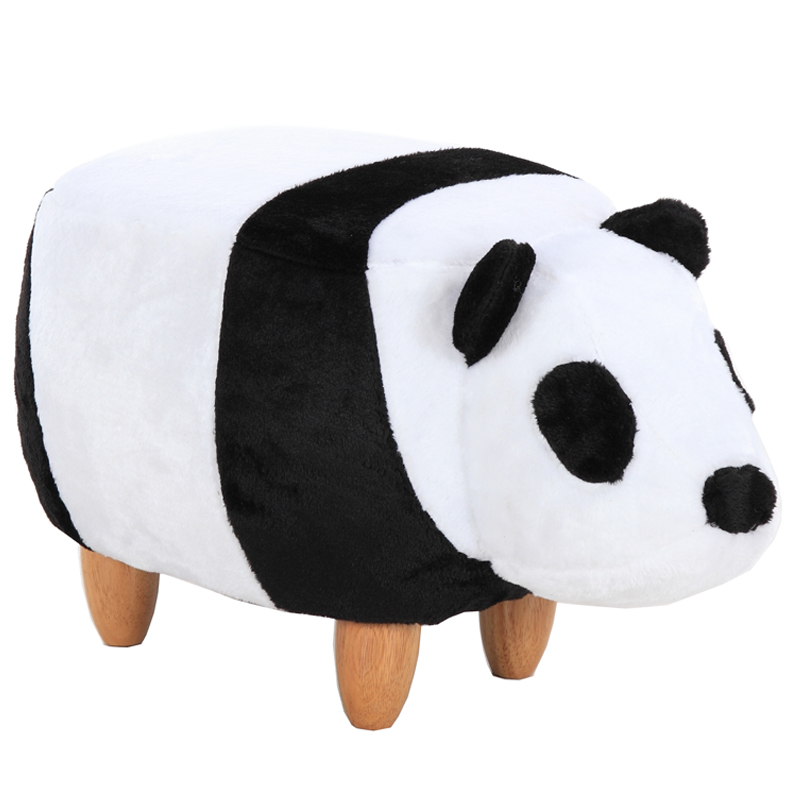 Panda creative shoes stool solid wood feet personality home sitting pier animal modeling fashion pet shoes stool panda creative shoes stool solid wood feet personality home sitting pier animal modeling fashion pet shoes stool