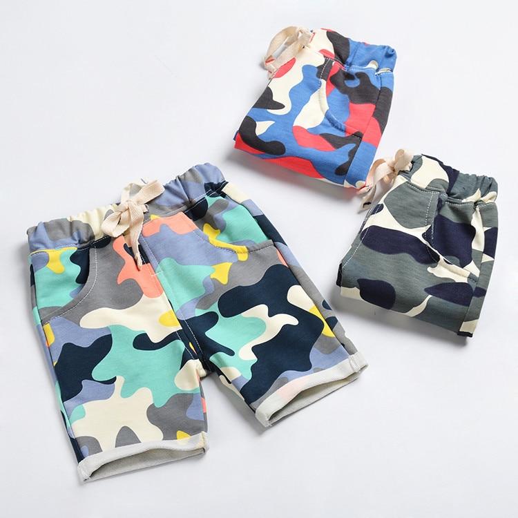 Retail Anak Laki-laki Perempuan Celana Pendek Musim Panas / Celana - Pakaian anak anak - Foto 1