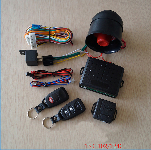 Hot Start Stop keyless Entry PKE Car Alarm Security System Motorcycle Push Button Central Kit Door Remote Engine Start System